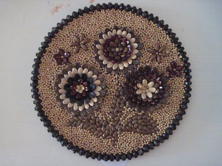 Поделки из семян своими руками