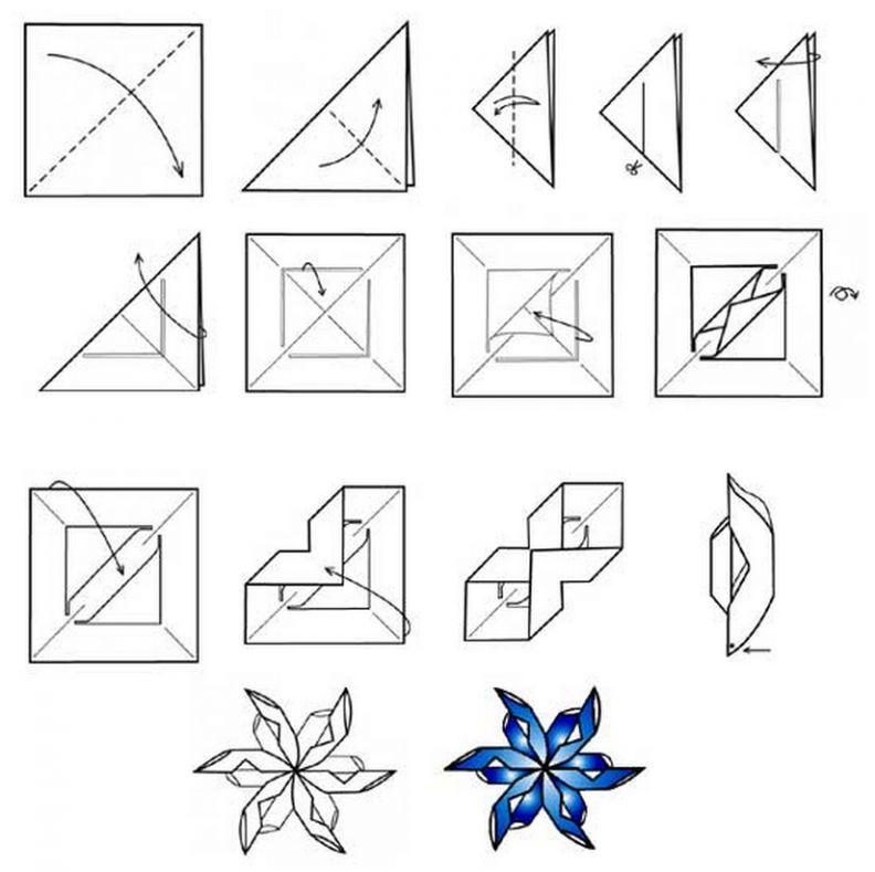 Занятия оригами улучшают