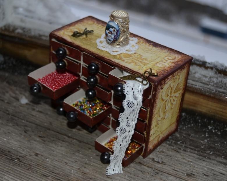 Коробочки своими руками из спичечных коробков