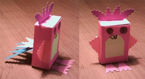 Поделки из спичечных коробков для детей 8 лет 98