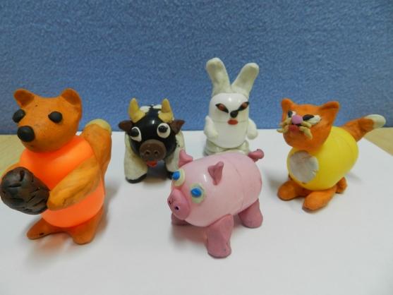 Поделки животные своими руками фото