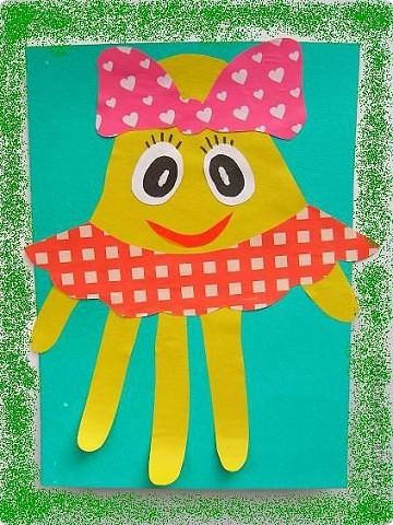 Поделки из цветной бумаги для детей 6-7 лет своими руками