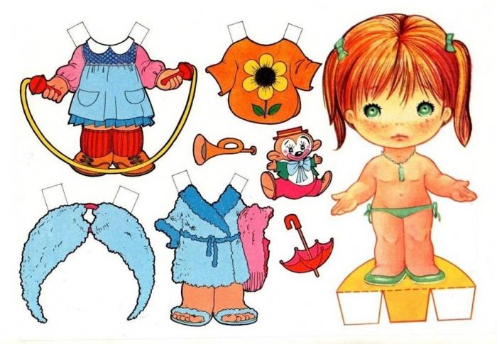 Игры для девочек как сделать куклу